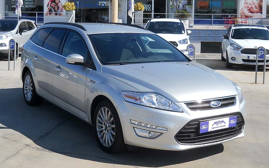 Ford Mondeo 2.0 TDCi Powershift Station Wagon Titanium