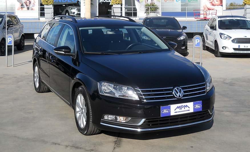 Volkswagen Passat 7ª serie 1.6 TDI