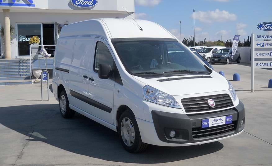 Fiat Scudo Van Coibentato
