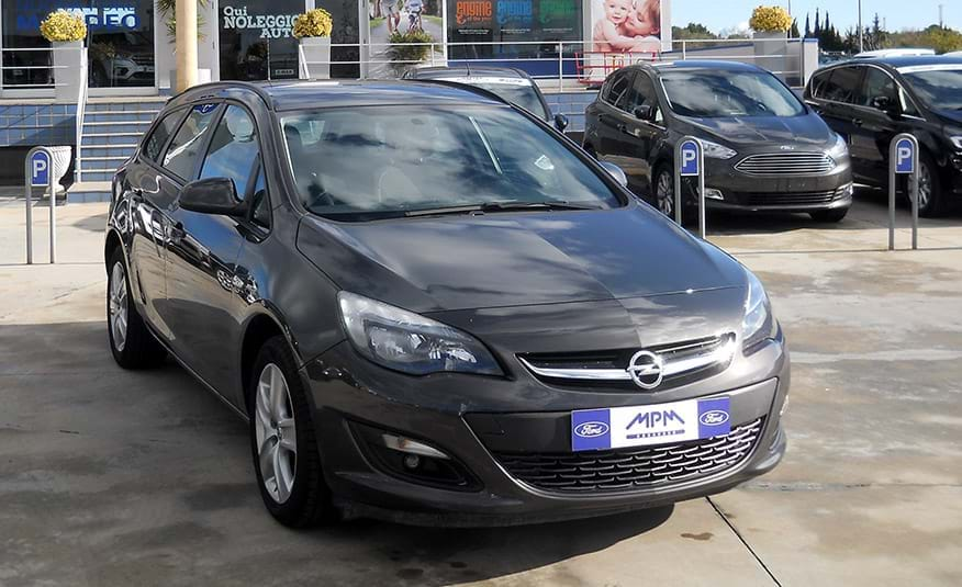 Opel Astra 1.6 CDTi Start&Stop Sports Tourer Elective