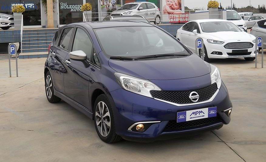 Nissan Note 1.5 dCi Tekna
