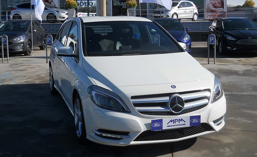 Mercedes B-180 Premium 1.5 CDI 110 CV