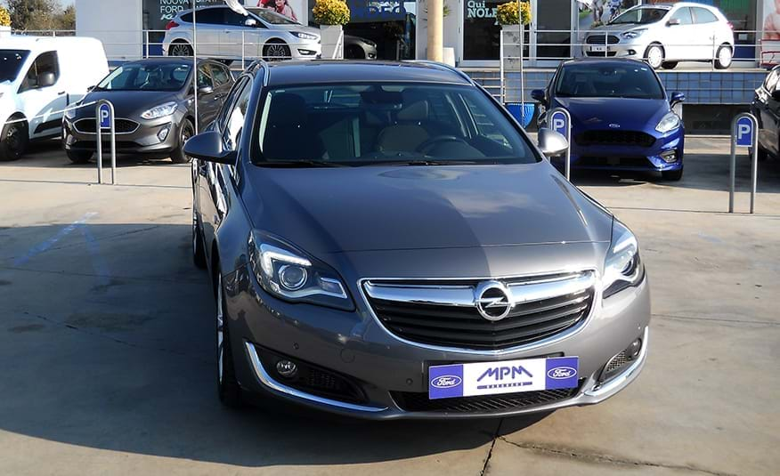Opel Insignia 2.0 CDTI Start&Stop aut. Sports Tourer Advance