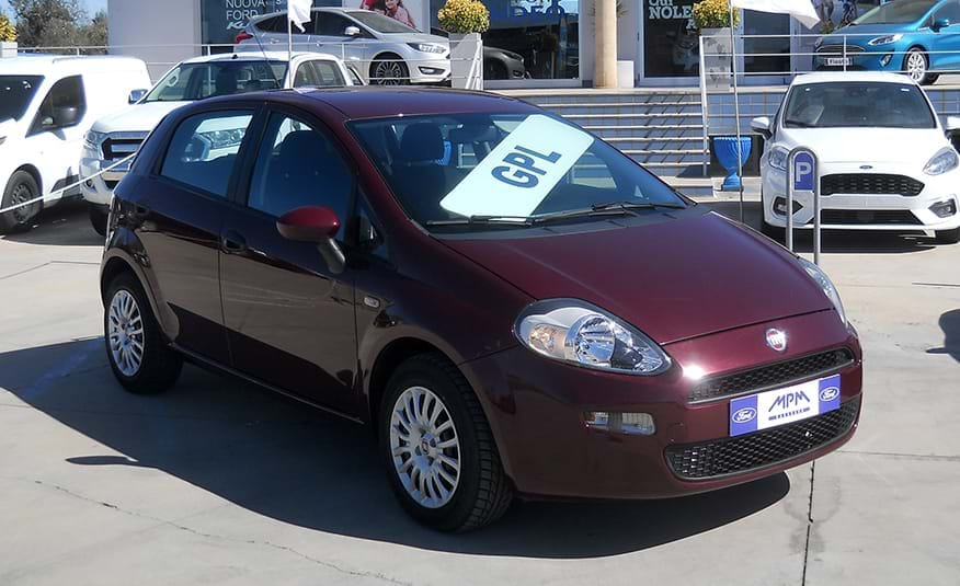 Fiat Punto Evo 1.4 Dynamic GPL
