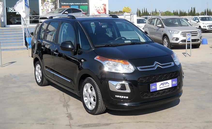 Citroen C3 Picasso Exclusive BlueHDi  1.6 DCI 100 CV