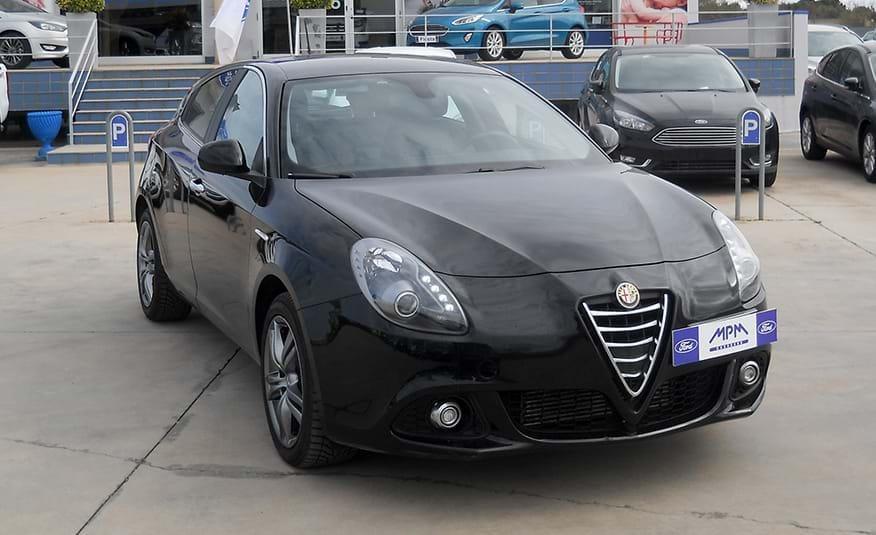 Alfa Romeo Giulietta Distinctive 1.6 JTDm-2  105 CV