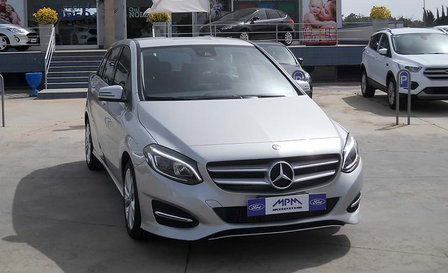 Mercedes Classe B 180 BlueEFFICIENCY Chrome