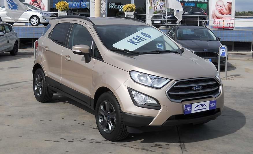 Ford EcoSport Plus 1.5TDCi 100CV