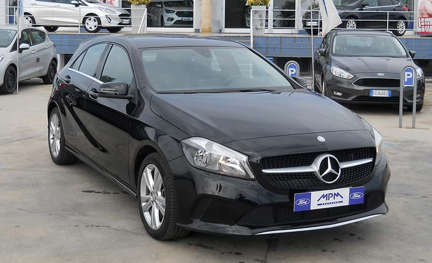 Mercedes Classe A 160 BlueEFFICIENCY Special Edition Sport