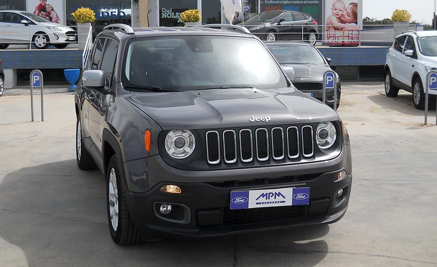 Jeep Renegade Limited 1.6 MultiJet 120CV