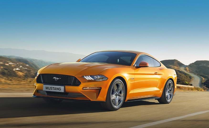 Mustang annuncio velocità dating