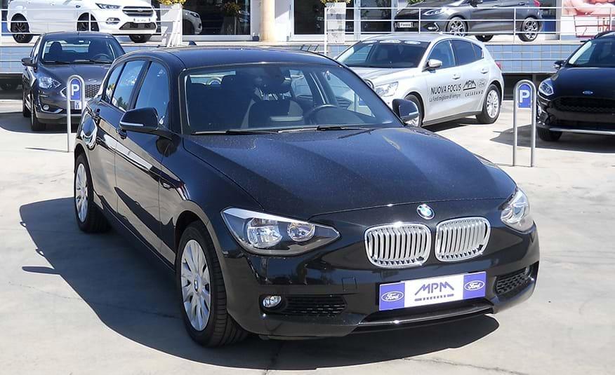 BMW 118d 2.0 D