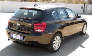 BMW serie 1, una berlina compatta dal cuore sportivo