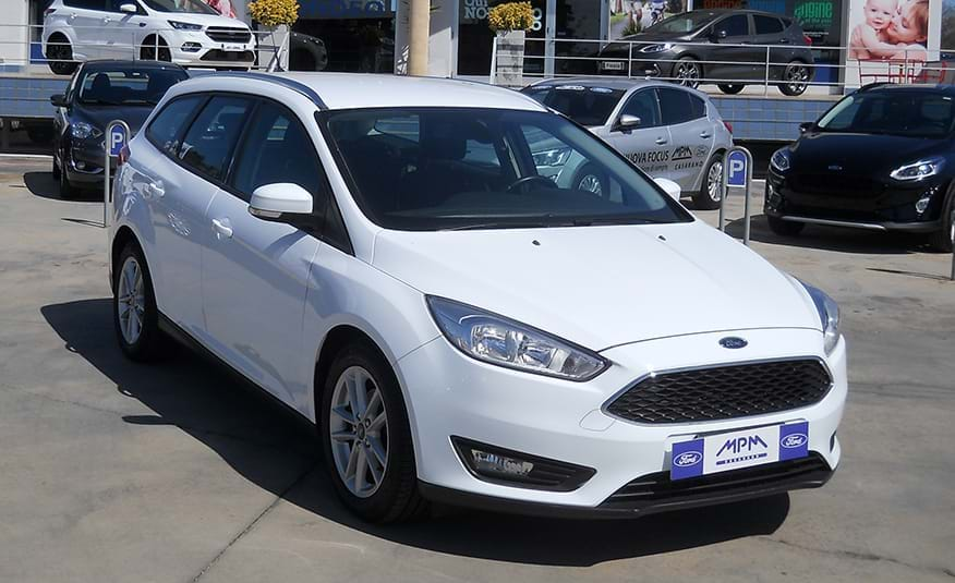 Ford Focus 1.5 TDCi SW Titanium Business