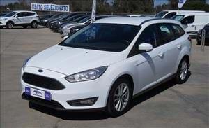 Ford Focus SW un'auto concreta e versatile