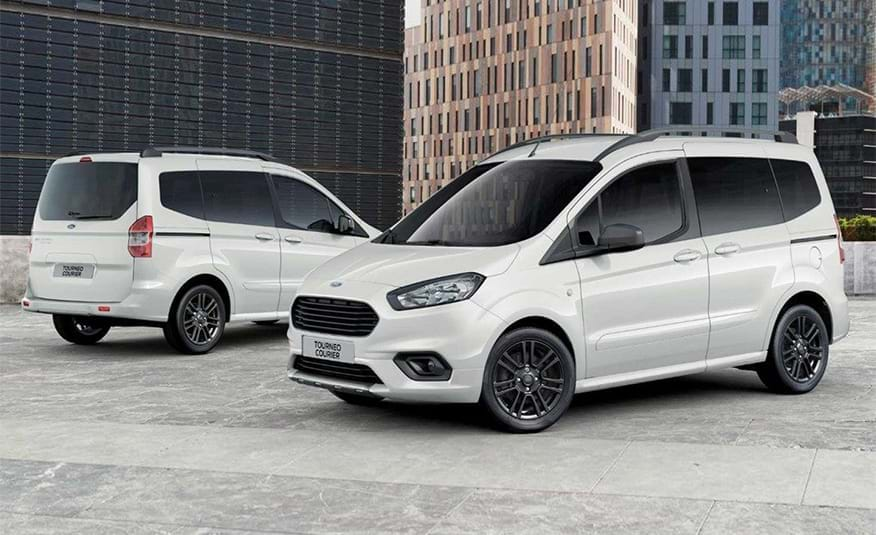 Ford Tourneo Courier - Tourneo Courier a € 229 al mese