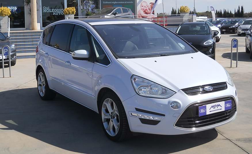 Ford S-Max 2.0 TDCi New Titanium