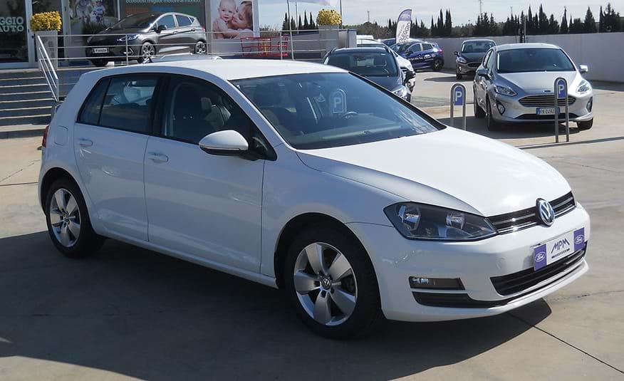 Volkswagen Golf 1.6 BlueTDI Comfortline