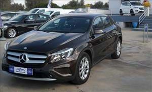 Il SUV compatto di Mercedes