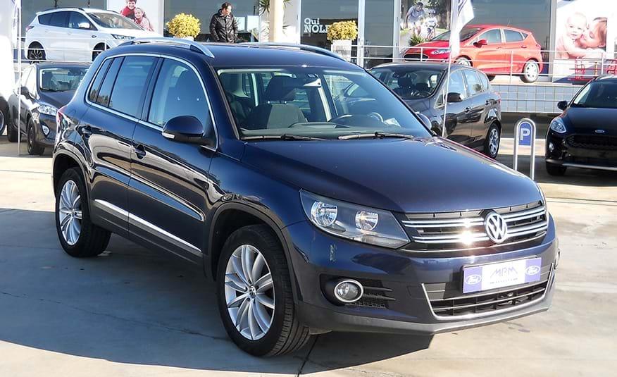 Volkswagen Tiguan 2.0 TDI 4MOTION Business Sport & Style