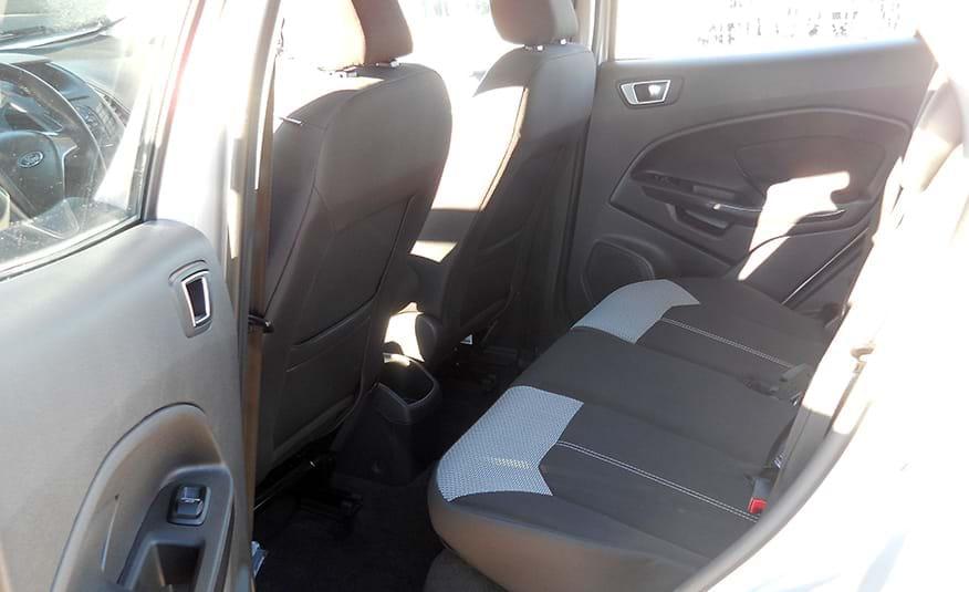 Il nuovo Cross over turbodiesel Ford, spazioso e dal comfort perfetto
