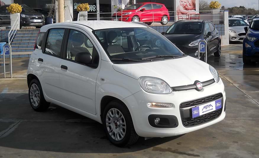 Fiat Panda 1.3 MJT  16V DPF Dynamic