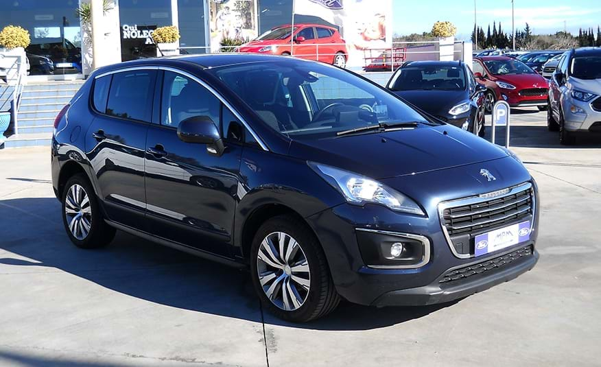Peugeot 3008 1.6 HDI Business