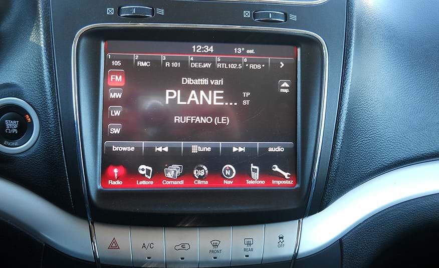 Il Freemont  è una crossover SUV turbodiesel Fiat spazioso e dal comfort perfetto