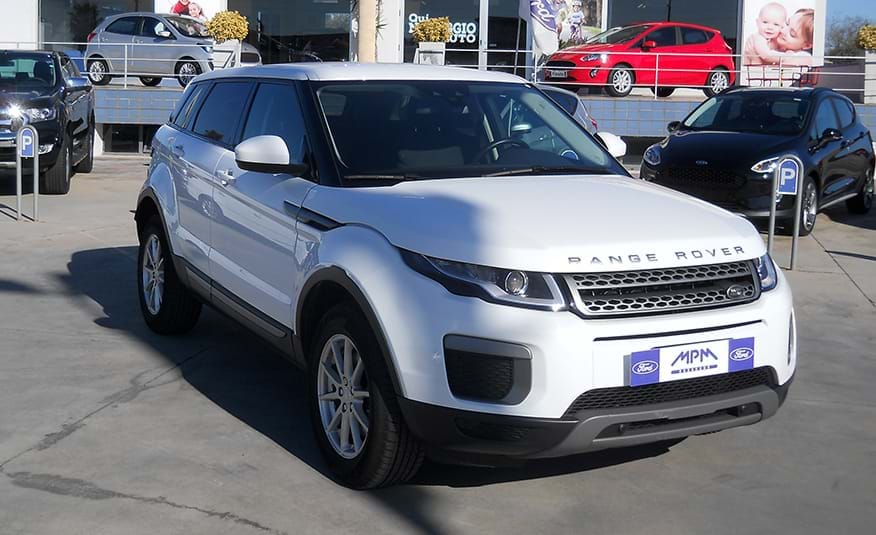 Range Rover Evoque 2.0 td Business Edition SE