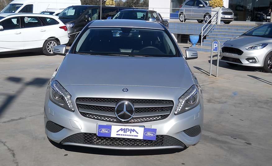 Mercedes Classe A bella, sportiva ed esclusiva