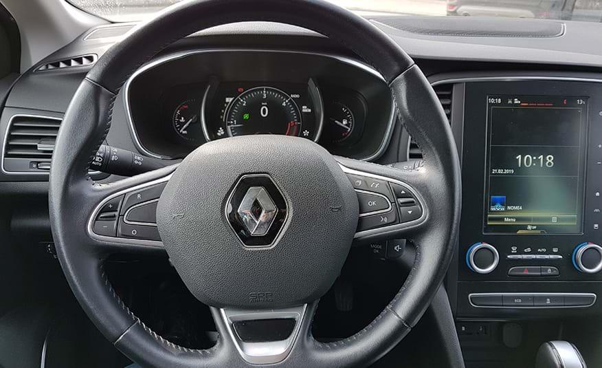 Renault Mégane design esclusivo in una berlina compatta e sportiva