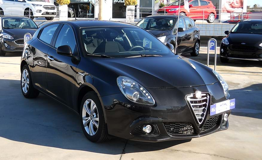 Alfa Romeo Giulietta 1.6 MJT