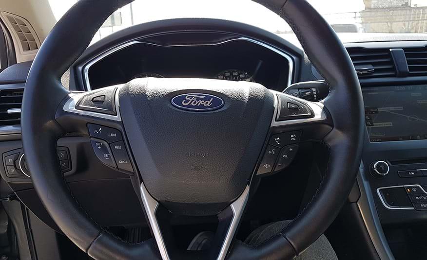 L'ammiraglia Ford che ti coccola e ti assiste in ogni condizione