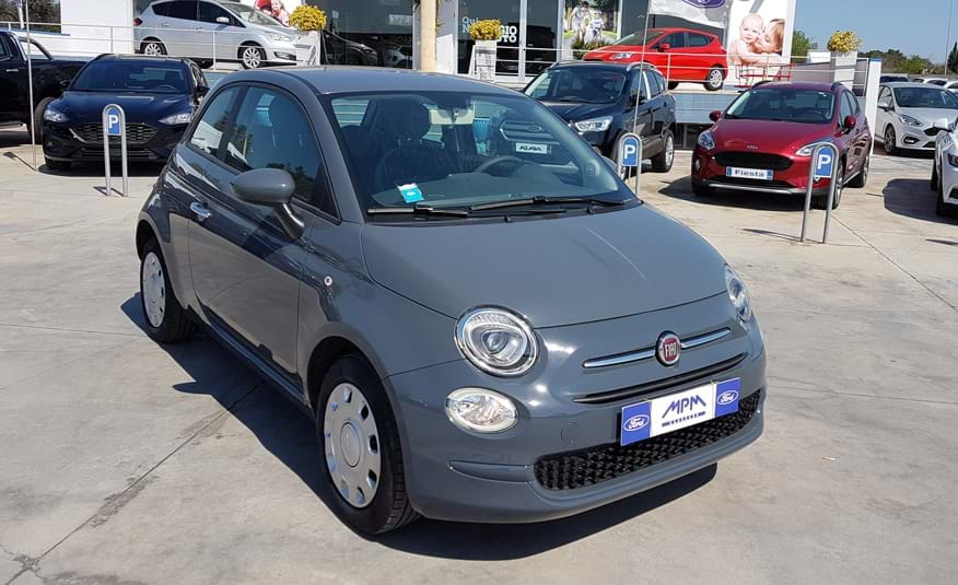 Fiat 500 Dynamic 1.2 benzina