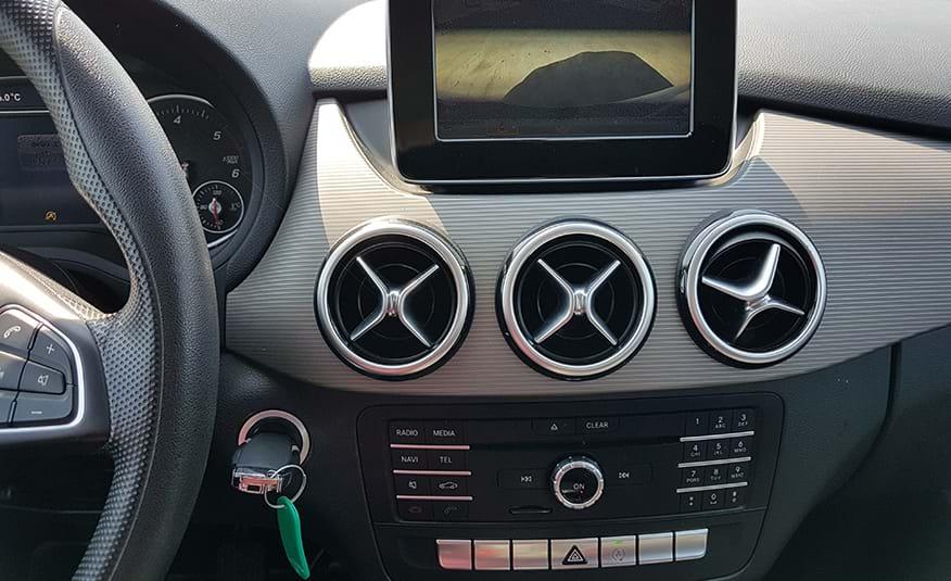 Classe B, la monovolume secondo Mercedes