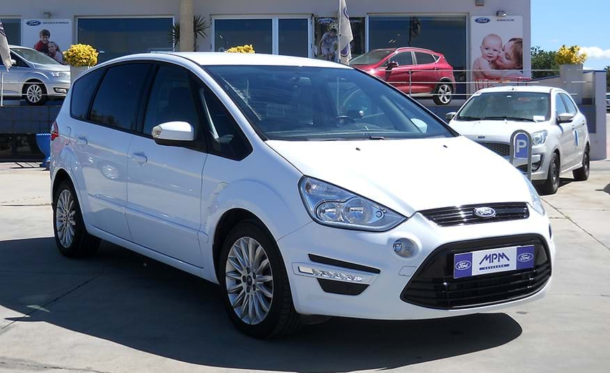 Ford S-Max 2.0 TDCi 7 posti Business Nav
