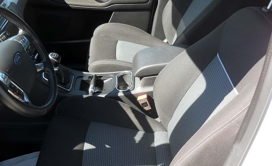 Ford S-Max, Una monovolume moderna, comoda e  spaziosa.