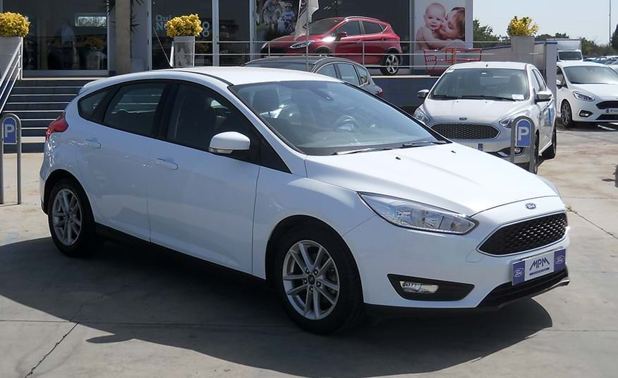 Ford Focus 1.5 TDCi 105CV S&S ECOnetic Business 5Porte