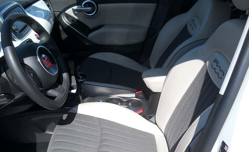 FIAT 500X LOUNGE, il Crossover giovane ricco di optional