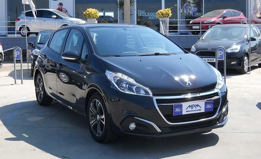 Peugeot New 208 BlueHDI 75cv 5porte