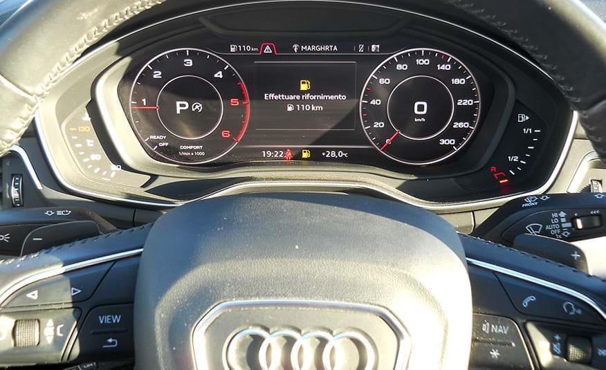 Audi A4 2.0 Avant Business Sport, raffinatezza e tecnologia salgono in cattedra