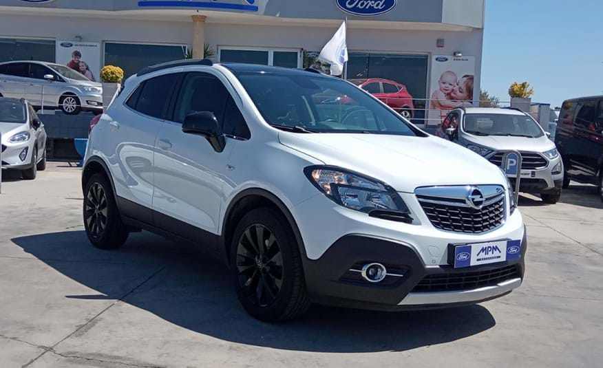 Opel Mokka 1.6 CDTi Ecotec 136CV 4x4 Start&Stop Cosmo b-color