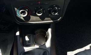 Un'auto utilitaria comoda anche per chi gira il mondo