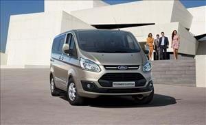 nuovo Ford Tourneo Custom