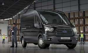 nuovo Ford Transit Van