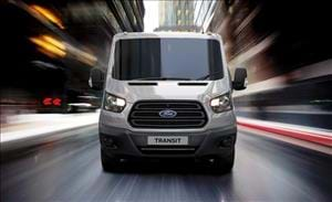 nuovo Ford Transit Chassis Cab