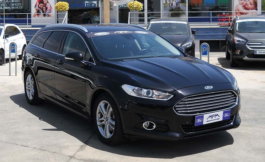 ford mondeo sw titanium 2 0 tdci 150cv. Black Bedroom Furniture Sets. Home Design Ideas
