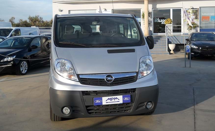 Opel Vivaro 9 Posti H1-L2 2.0 cdti