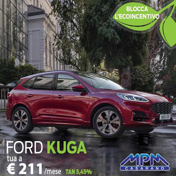 Ford Puma a € 211/mese