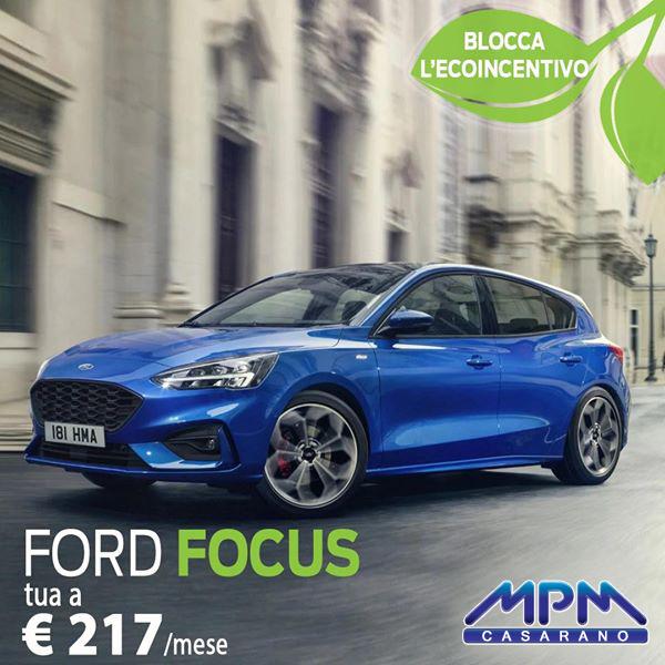 Ford Focus a € 217/mese